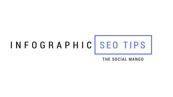 INFOGRAPHIC SEO TIPS BY THE SOCIAL MANGO